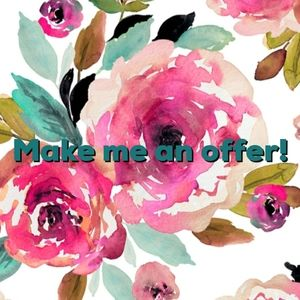 💕All offers considered 💕